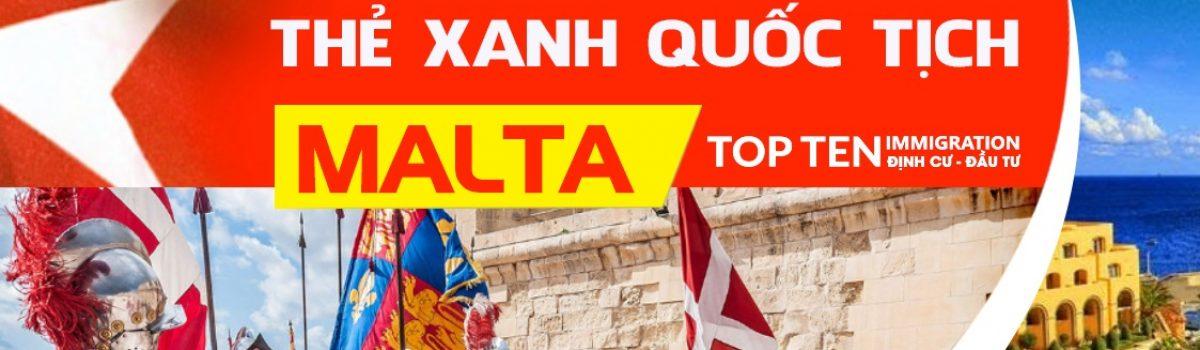 Quyền lợi của chương trình định cư Châu Âu khi nhập Quốc tịch Malta