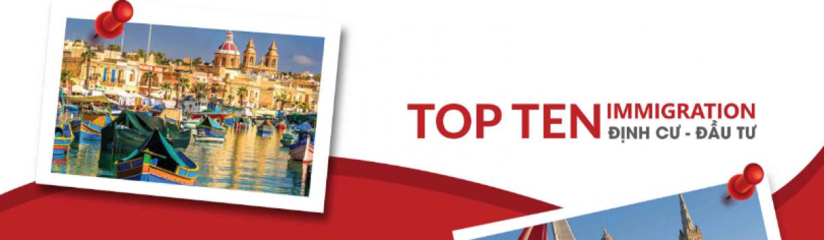 Chương trình đầu tư định cư Malta – Quốc tịch Châu Âu