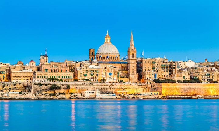 Di sản phục hưng - Thủ đô Valletta