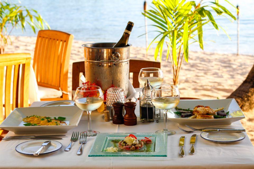 Nước Antigua: ẩm thực - nhà hàng- du lịch tại Antigua