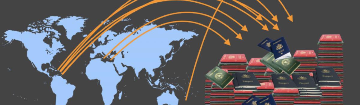 Thống kê số liệu: Gần 40,000 NĐT tham gia đầu tư nhập hộ chiếu-thẻ xanh