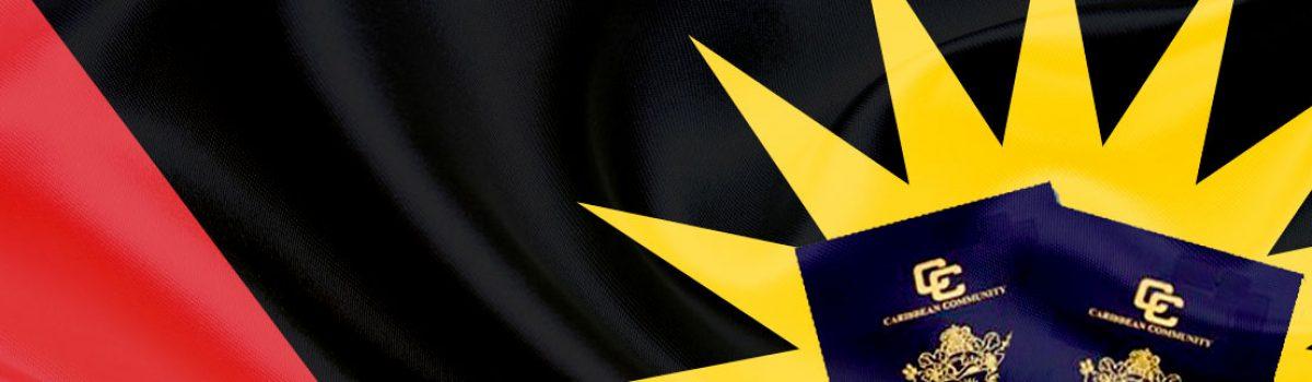 Chương trình Đầu tư định cư hộ chiếu Antigua gia hạn đến 31/10/2019