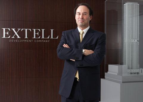 Mr Gary Barnet, Nhà sáng lập - Kiêm chủ tịch Công ty Extell Development -dautudinhcu