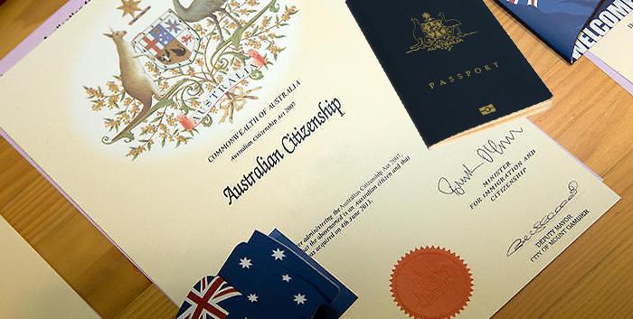 Các quyền lợi khi nhập quốc tịch Úc - Đầu tư Định cư Úc