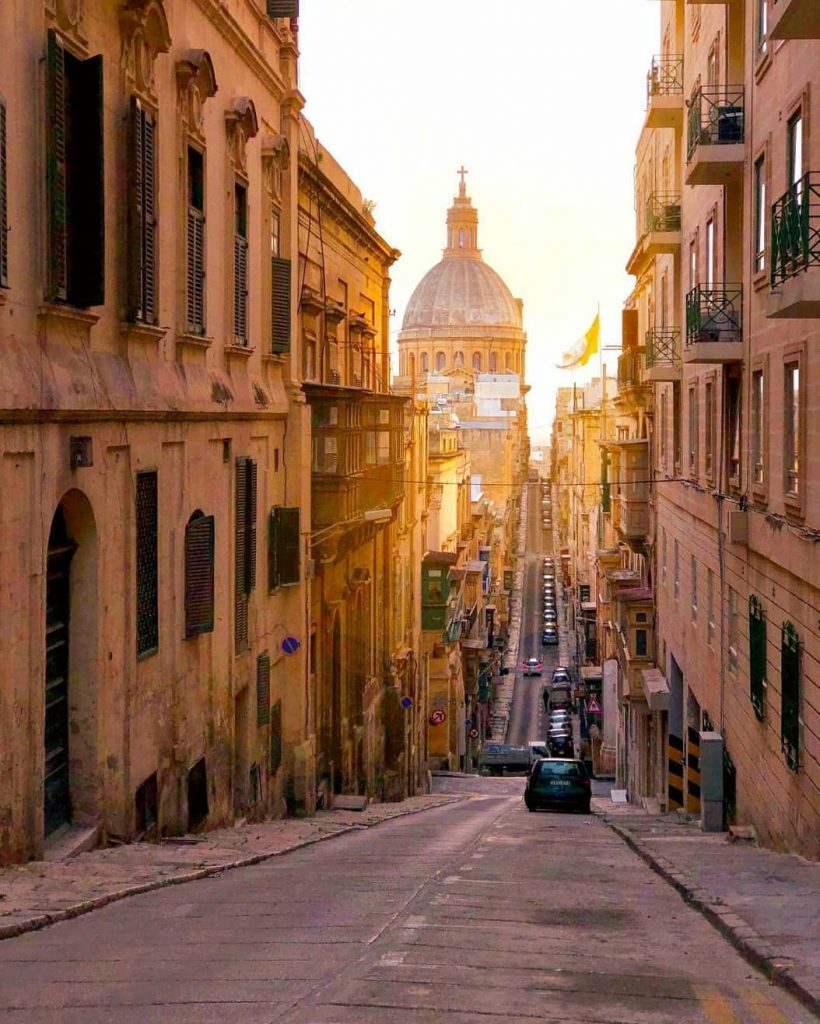 Mua bất động sản ở Malta
