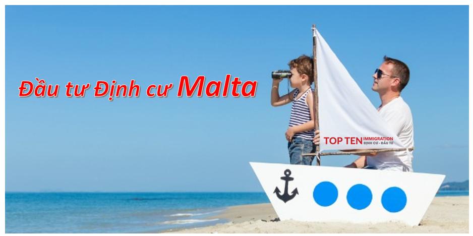 Đầu tư định cư Malta – Cách nhập quốc tịch Châu Âu ngắn nhất