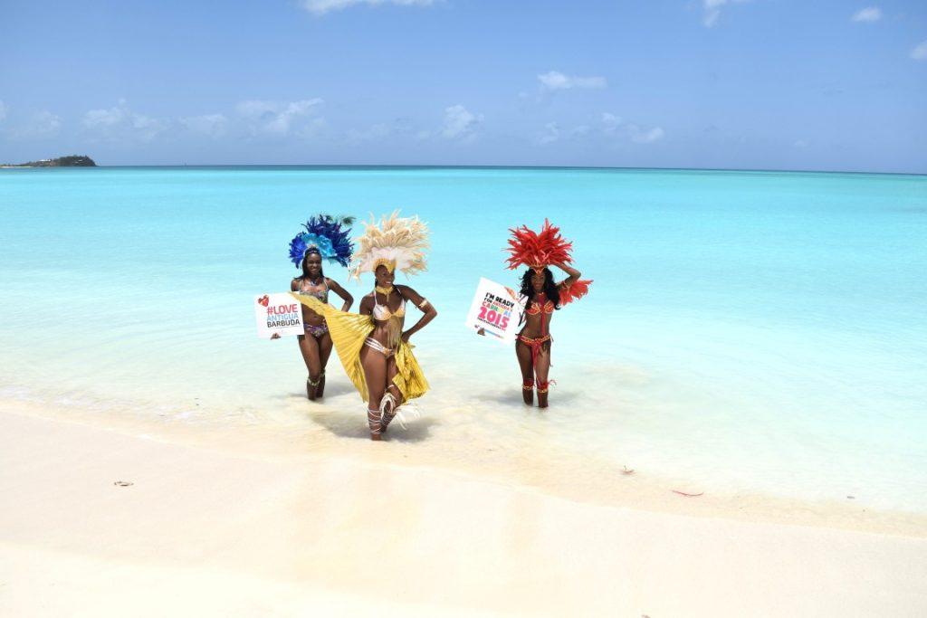 Lễ hội ở Antigua