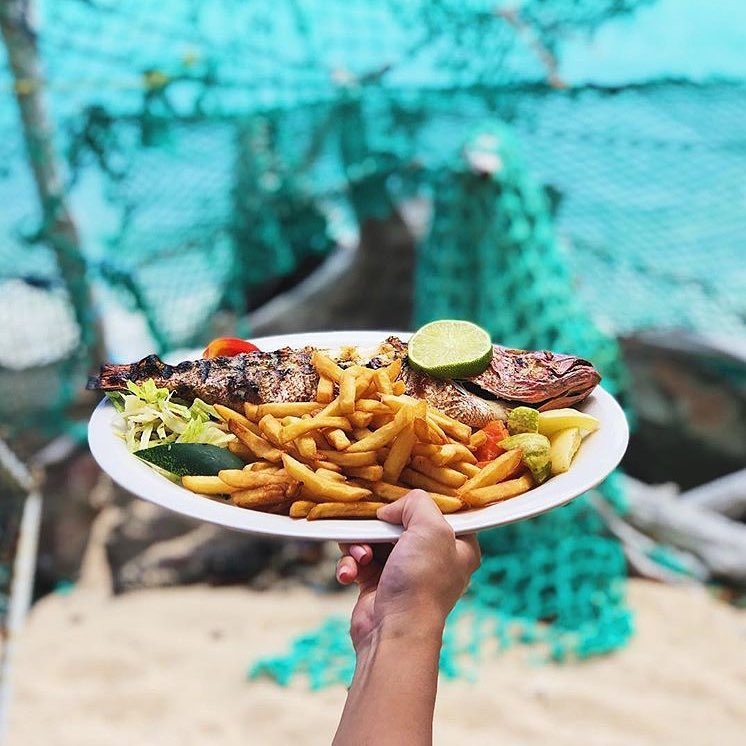 Ẩm thực ở Antigua