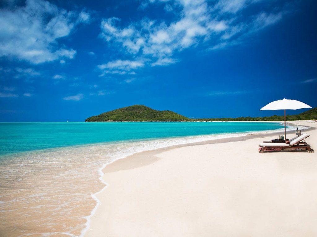 Biển Antigua & Barbuda