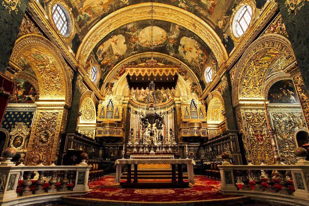 Nhà thờ St John's ở Malta