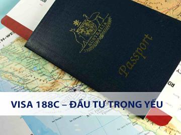 Visa 188C – Đầu tư trọng yếu
