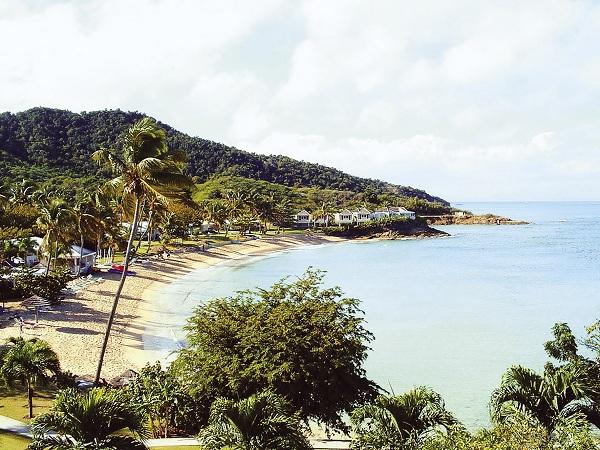 Đảo thiên đường Antigua và Barbuda trên biển Caribe